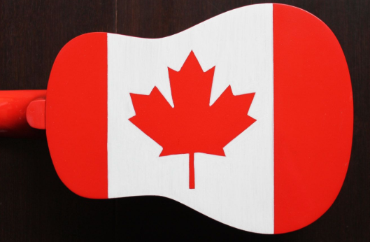 top music associations in Canada